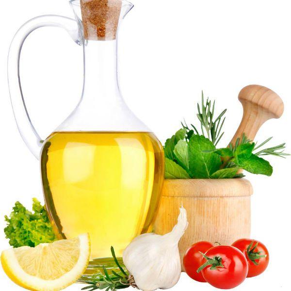 Растительные масла для детей: польза, вред, применение